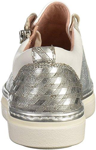 Tamaris 23712, Sneakers Basses Femme Argenté