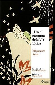 El Tren nocturno de la Vía Láctea par Kenji Miyazawa
