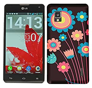 WOW Printed Designer Mobile Case Back Cover For LG Optimus G E975