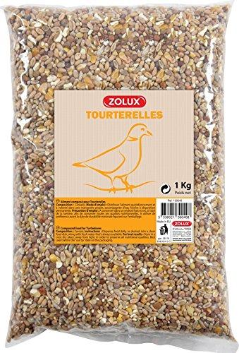 Aliments Composes Tourterelles Coussin 1Kg