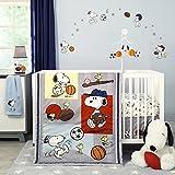 Bedtime Originals 3 Piece Snoopy Sports Bedding Set - Best Reviews Guide