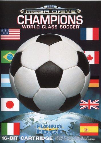 Champions World Class Soccer - PEGI