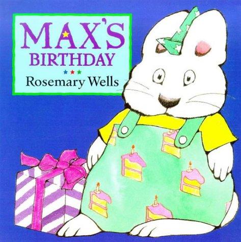Max's birthday.