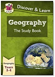 KS2 Discover & Learn: Geography - Study Book, Year 3 & 4 (CGP KS2 Geography)