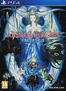 Final Fantasy XIV: A Realm Reborn - Edición Coleccionista (B00GJL7LNS) | Amazon price tracker / tracking, Amazon price history charts, Amazon price watches, Amazon price drop alerts