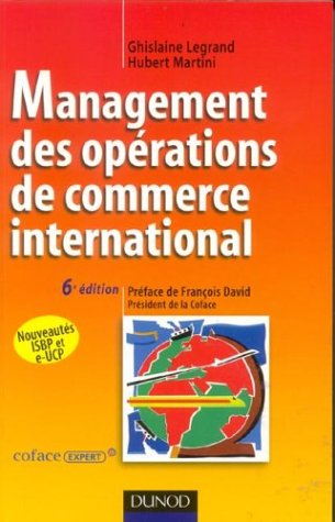 Management des oprations de commerce international