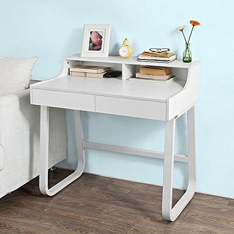 SoBuy® Schreibtisch Tisch Kinderschreibtisch Bürotisch