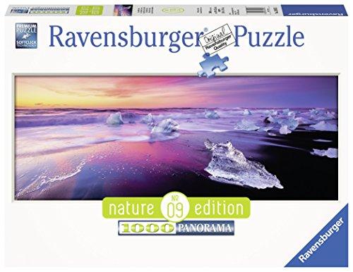 Ravensburger 15075 - Puzzle Nature Edition, Jökulsárlón, Island