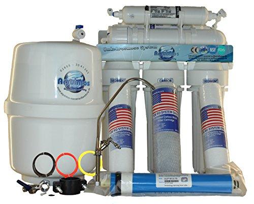 6-stufige Umkehrosmoseanlage - Osmoseanlage