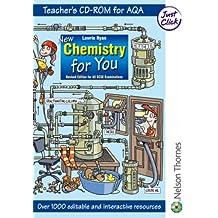 New Chemistry for You: Teacher Support CD-ROM