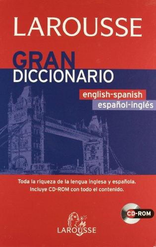 Gran Dicc. Esp/ing - Ing/esp (+cd-Rom)