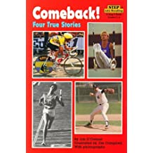 Comeback! Four True Stories (Step into Reading) by Jim O'Connor (1992-04-14)