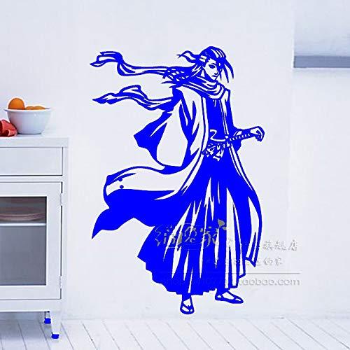 guijiumai Dctal Japanese Cartoon Bleach Wandaufkleber Wandtattoo Home Decorat 7 78x120cm -