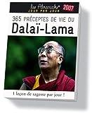 365 Preceptes de Vie du Dalai-Lama