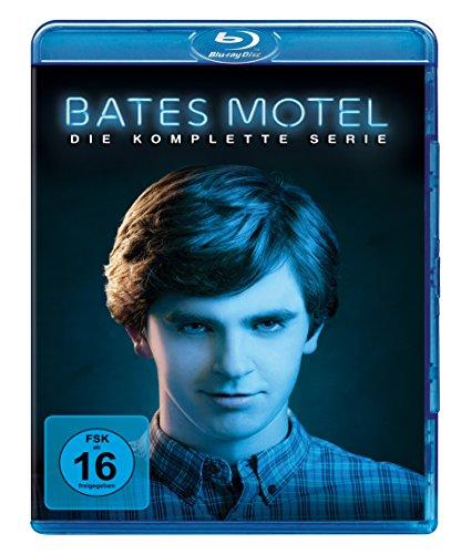 Bild von Bates Motel - Die komplette Serie [Blu-ray]