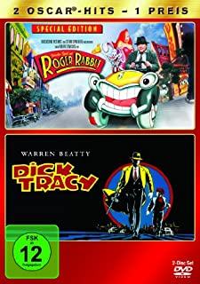 Falsches Spiel mit Roger Rabbit / Dick Tracy [2 DVDs]
