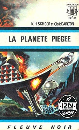 Perry Rhodan n°18 - La planète piégée
