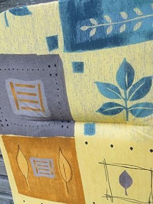 MFG Niederlehner Auflage Laub, Mehrfarbig, 100 x 50 x 6 cm von MFG auf Gartenmöbel von Du und Dein Garten