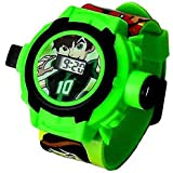 Vishwakarma Enterprises Ben-10 Projector Digital Watch - For Boys & Girls