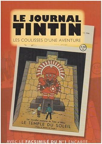 Bd Alchimie - Le journal Tintin : Les coulisses d'une