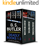 Boxed Set: The Deadly Series: Detective Jack Mackinnon: Books 1-3