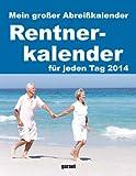 Image de Abreißkalender Rentner 2014