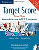 Target Score Student's Book Second Edition with Audio CDs, Test booklet and Answer key