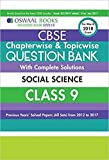 Oswaal CBSE Chapterwise/Topicwise Question Bank for Class 9 Social Science (Old Edition)