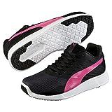 Puma ST Trainer Pro, Zapatilla para Mujer, Negro (Black-Pink GLO 06), 38 EU