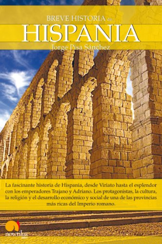 Breve historia de Hispania por Jorge Pisa  Sánchez