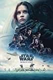 Póster Rogue One: A Star Wars Story - One Sheet/Personajes (61cm x 91,5cm)