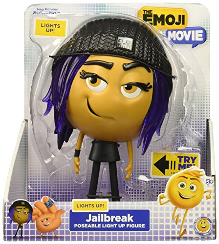 Just Play Emoji Movie Jailbreak Articulated Figures