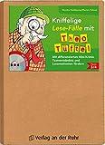 Kniffelige Lese-Fälle mit Theo Tüftel: