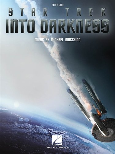 Star Trek: Into Darkness (Piano Solo): Noten, CD für Klavier (Piano Solo Songbook)