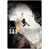 San Andreas Steelbook. / Exclusive Japanese Import. / Region Free.