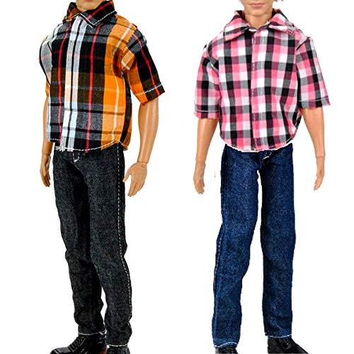 Mattel x2344-Barbie Dating Fun Ken femme datant d'un homme plus jeune