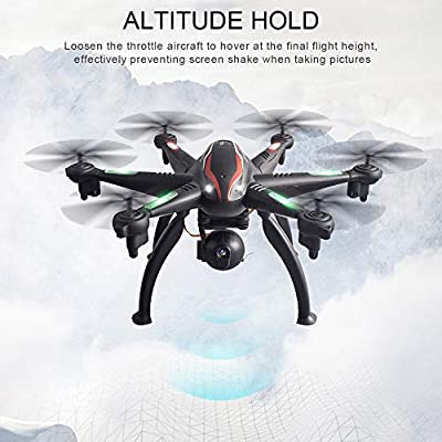 Anyutai L100 6-Axis Gyro 1080P Wide-Angle Drone, Dual Gps 2.4Ghz Outdoor Performance Wifi Map Six-Axis Aircraft Professional Aerial Photography