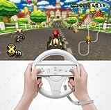 Volant Wii wheel course pour Nintendo Wii