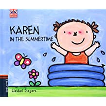 Karen In The Summertime (Karen (English Readers))