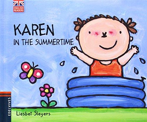 Karen in the Summertime por Liesbet Slegers