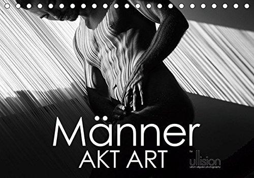 Männer AKT Art (Tischkalender 2019 DIN A5 quer): Stilvolle Männer - Akte in ästhetischer Abstraktion aus Linien und Körpern (Monatskalender, 14 Seiten ) (CALVENDO Kunst)