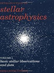 001: Stellar Astrophysics Volume 1