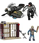 2 Pack of Call of Duty Mega Bloks BRUTUS - Chained yet uncontained the prison bars cannot hold back the onslaught of Brutus. The highly detailed prison is fully buildable but it's no challenge for its inmate. Brutus is a Zombie micro action figure wi...