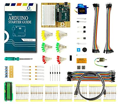 Robo India ASK-LC The Arduino Starter Kit