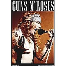 Guns N' Roses Axel Rose Póster standard