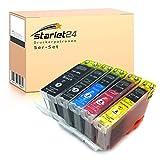 5er-Set D&C Druckerpatronen für Canon Pixma PGI-5 CLI-8 iP3300 iP3500 iP4200 iP4300 iP4500 iP5200 iP5200r iP5300 iX4000 iX5000 MP500 MP510 MP520 MP530 MP600 MP600R MP610 MP800 MP800R MP810 MP830 MP970 MX700