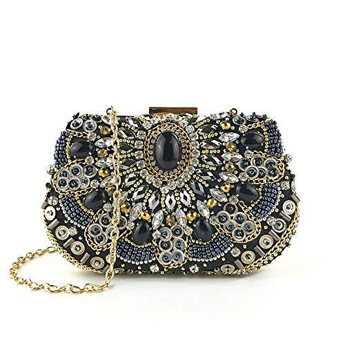 Aonywb Damen Abend Clutch Bag Designer Abend Handtasche, Lady Party Clutch Geldbörse, großes Geschenk Wahl