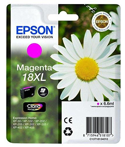 Epson - T1813 - Pâquerette 18 XL - Cartouche d'Encre