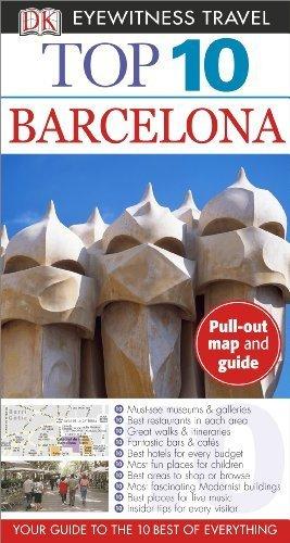 Top 10 Barcelona (EYEWITNESS TOP 10 TRAVEL GUIDE) by Chandler, Ryan, Sorensen, Annelise (2014) Paperback