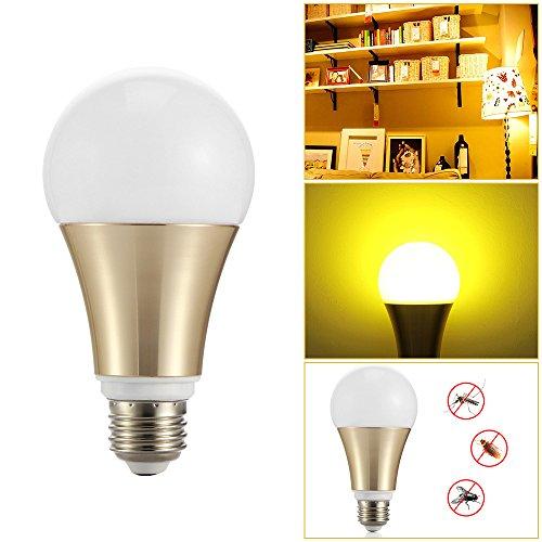 LED Bug Light, ourleeme Moskitos Leuchtmittel höhere Helligkeit keine UV-Keine Blue Ray Harmlos für den menschlichen und Umwelt